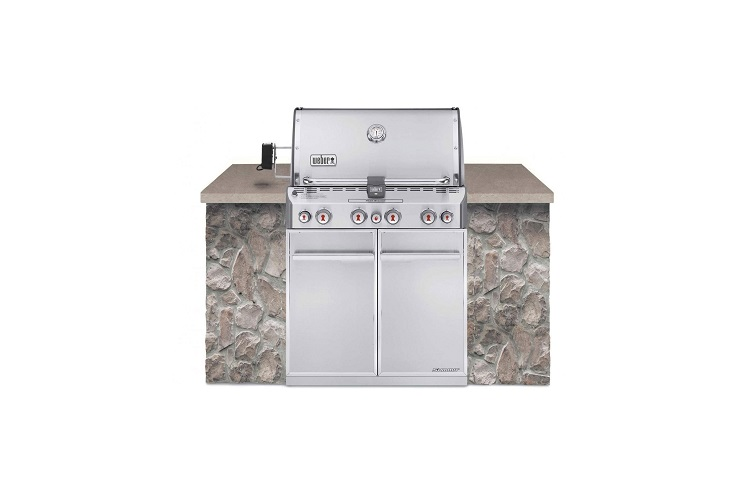 best built in gas grills in - Best Gas Grills