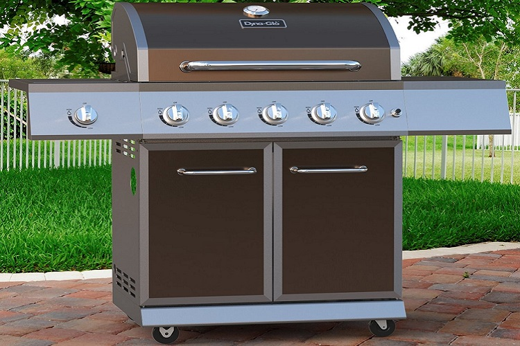 best built in gas grills in 2018 bbq grill reviews. Black Bedroom Furniture Sets. Home Design Ideas